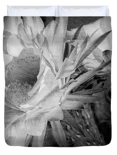 Big Bertha Blooms Duvet Cover