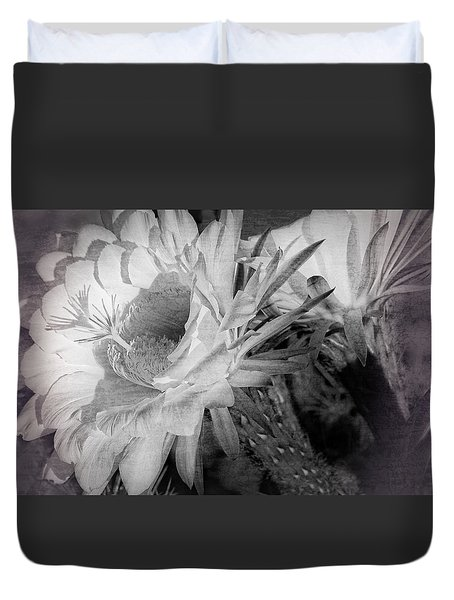 Big Bertha Blooms Duvet Cover