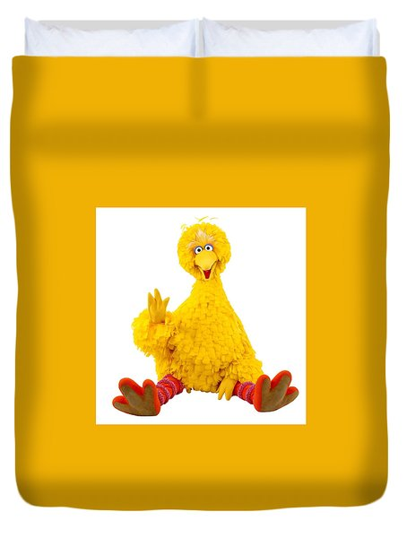 Big Bird Duvet Cover