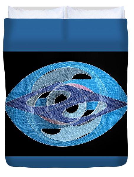 Bionic Eye Duvet Cover