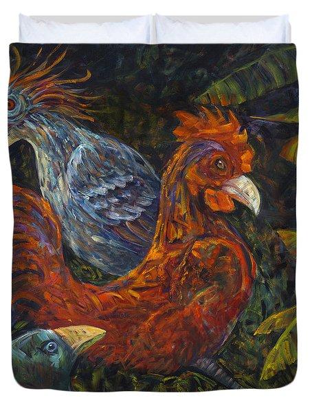 Birditudes Duvet Cover