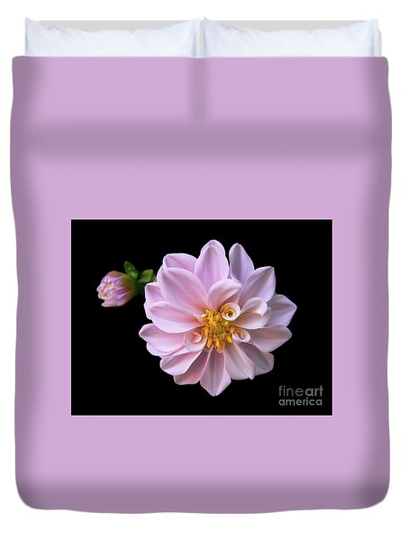Blushing Duvet Cover by Doug Norkum