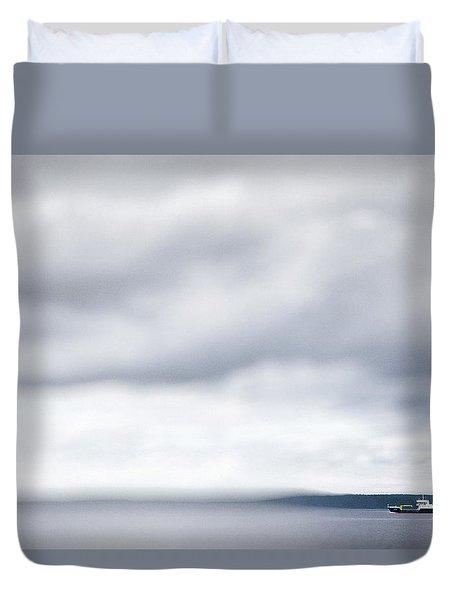 Boat #9224 Duvet Cover