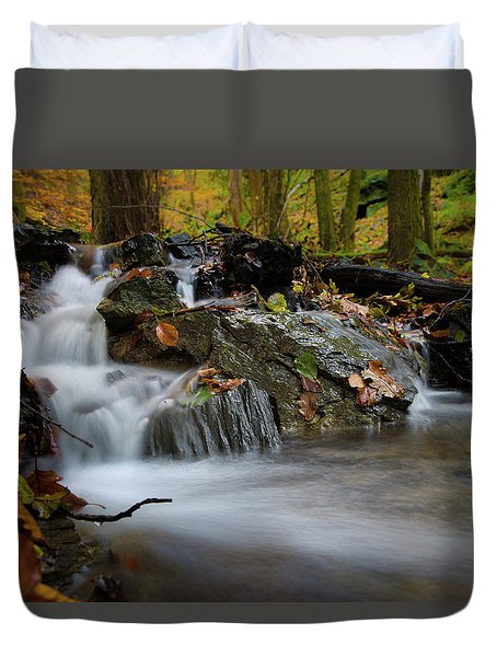 Bodetal, Harz Duvet Cover by Andreas Levi