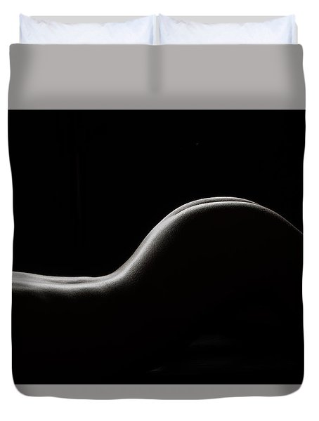 Bodyscape 254 Duvet Cover