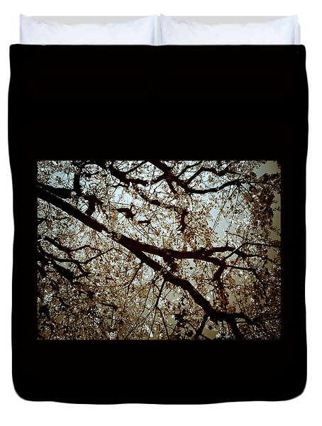Branch One Duvet Cover