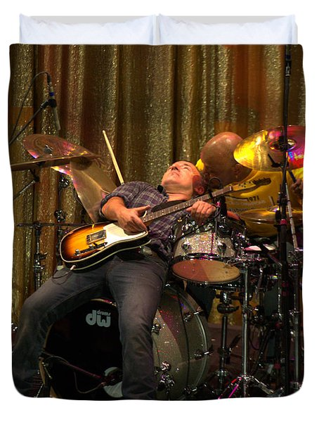 Bruce Springsteen Duvet Cover