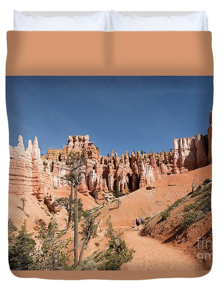 Bryce Canyon Duvet Cover