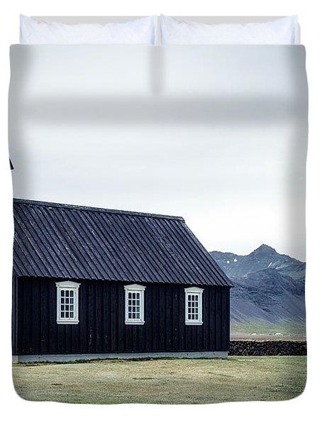 Budir - Iceland Duvet Cover