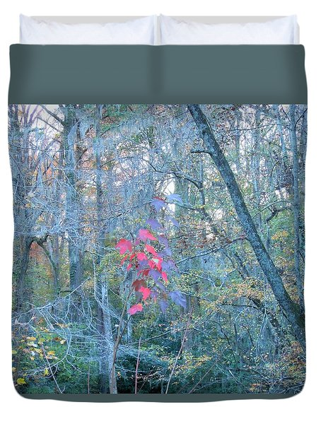 Burst Of Color Duvet Cover by Kay Gilley