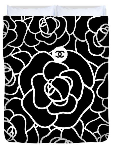 Camellia Cc Duvet Cover
