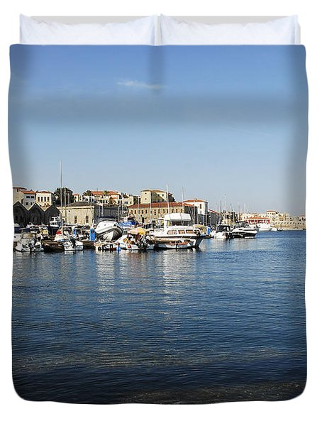 Chania Duvet Cover