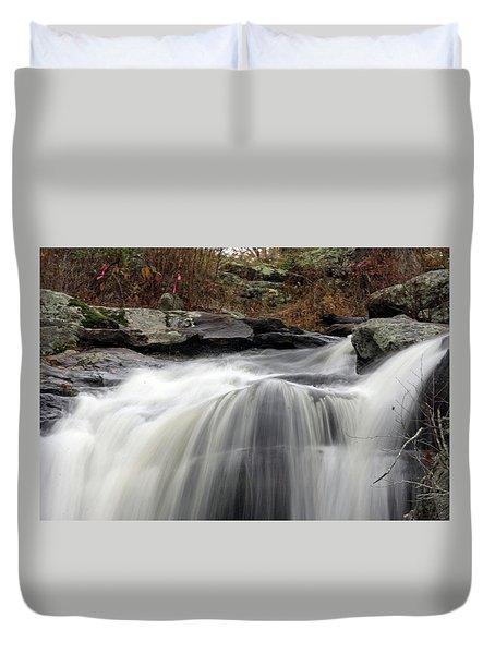 Chapman Falls 3 Duvet Cover