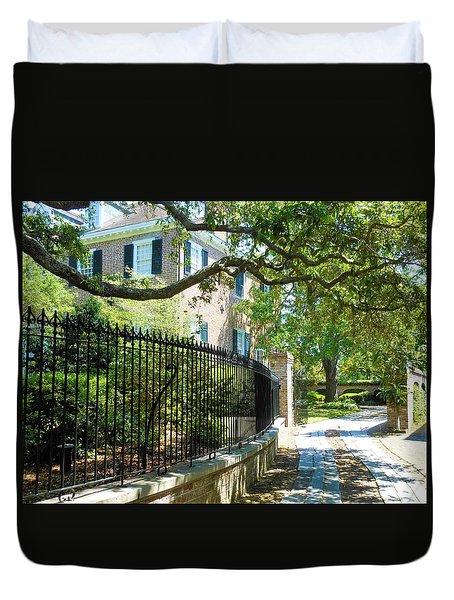 Charming Charleston Duvet Cover