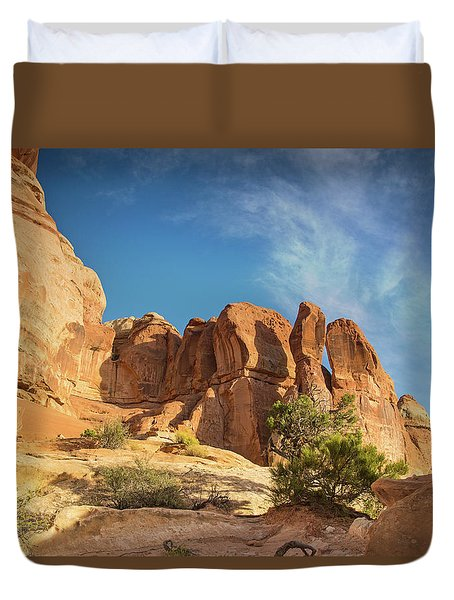 Chesler Sunset Duvet Cover