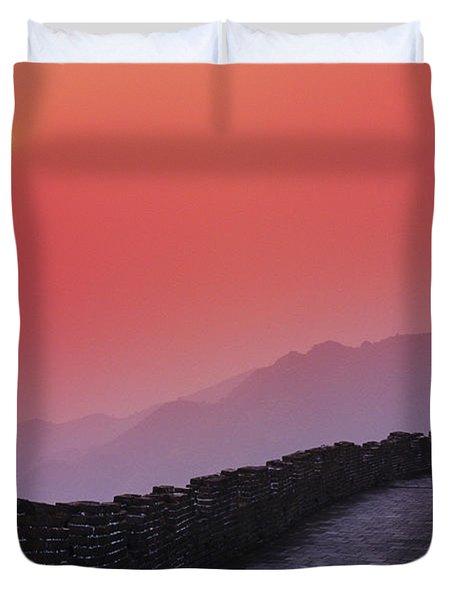 China, Mu Tian Yu Duvet Cover by Gloria & Richard Maschmeyer - Printscapes
