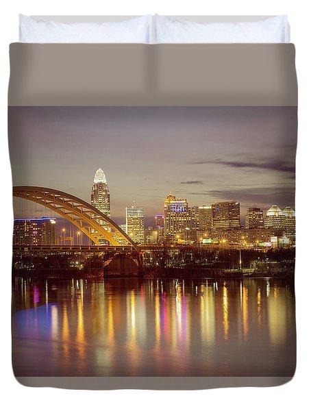 Cincinnati Duvet Cover
