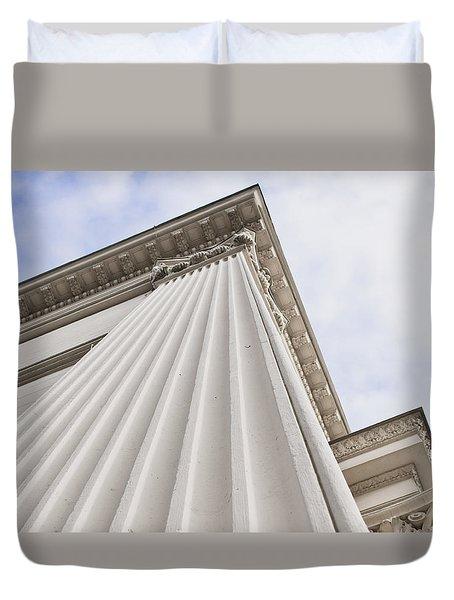 Classic Building Duvet Cover