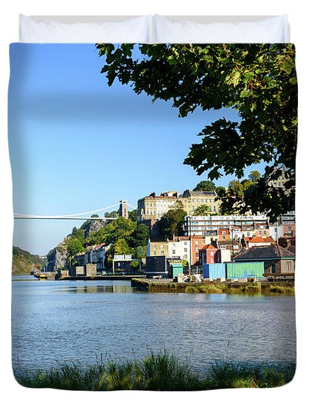 Clifton Suspenion Bridge Duvet Cover