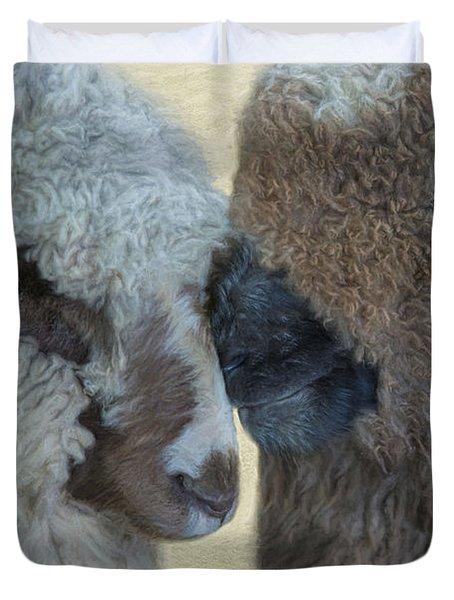 Close Knit Duvet Cover