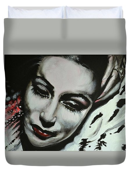 Dolores Duvet Cover