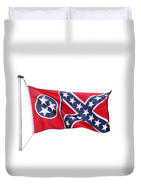 Confederate-flag Duvet Cover