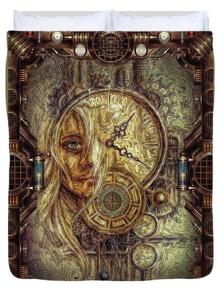 Sci-fi/fantasy Duvet Cover