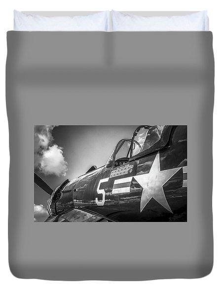 Corsair - Bw Series Duvet Cover