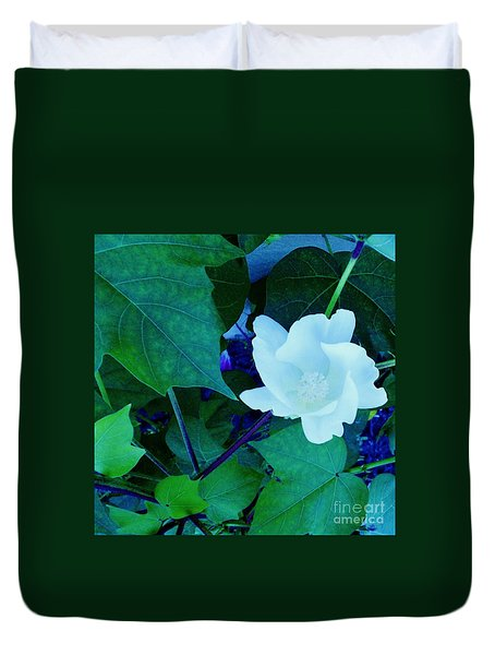 Cotton Blossom Duvet Cover
