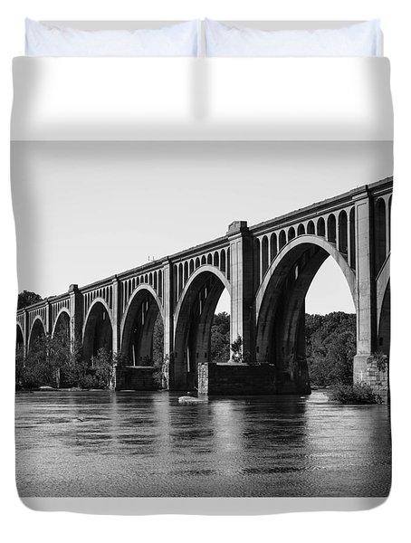 Csx A-line Bridge Duvet Cover