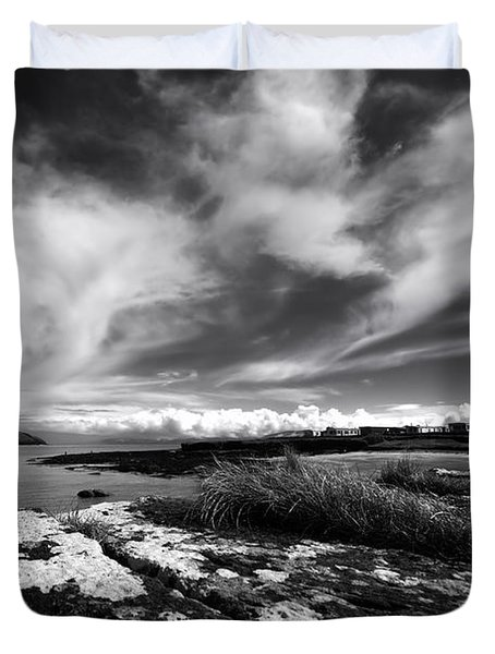 Cuan, Ireland Duvet Cover