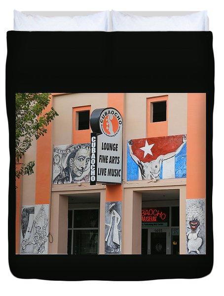 Cubacho Lounge Duvet Cover