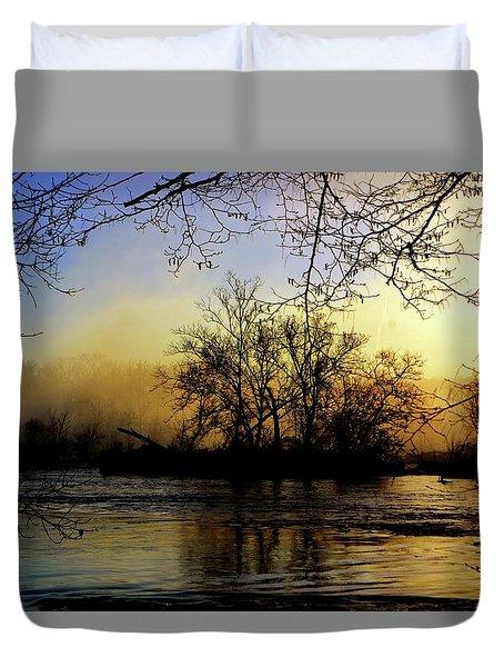 Morning Dawn Duvet Cover
