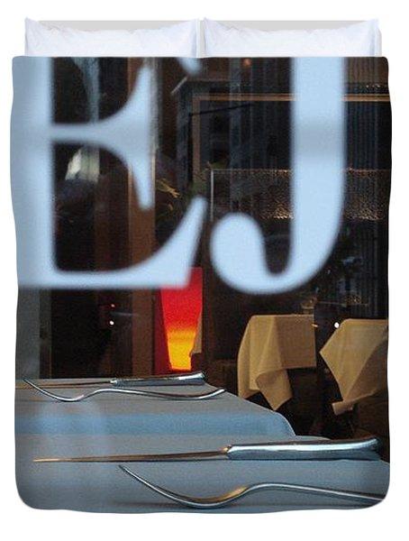 Deje Duvet Cover by Contemporary Luxury Fine Art