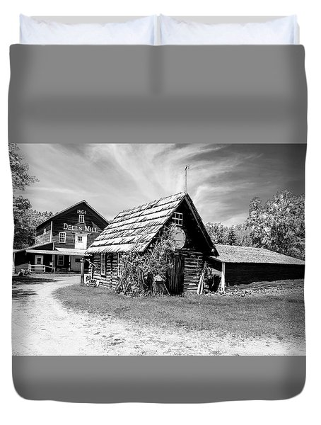 Dells Mill Duvet Cover