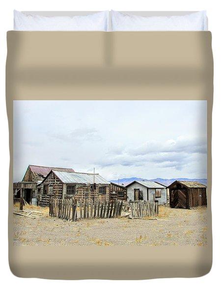 Desert Visions Duvet Cover