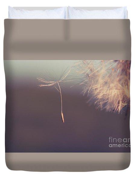 Detachement Duvet Cover by Aimelle