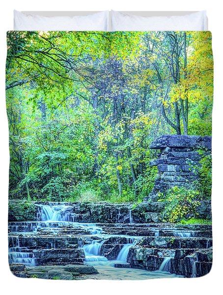Devils River 2 Duvet Cover