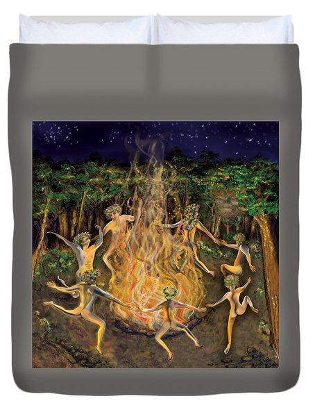 Dnitf Cd Cover Duvet Cover