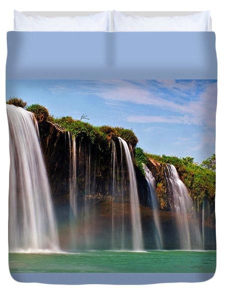 Draynur Waterfall Duvet Cover
