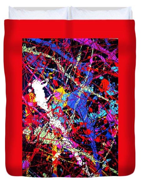 Dripx 12 Duvet Cover