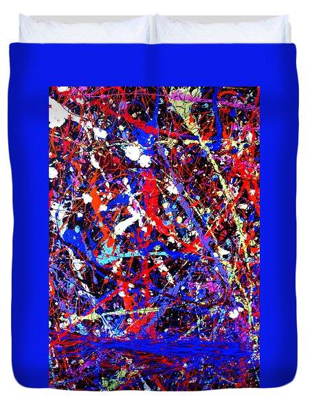 Dripx 13 Duvet Cover