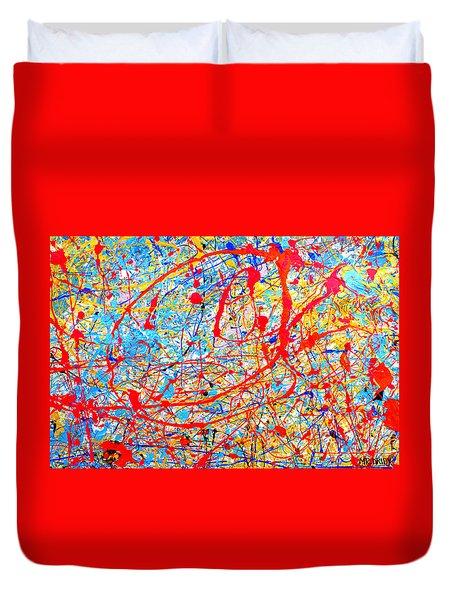 Dripx 4 Duvet Cover