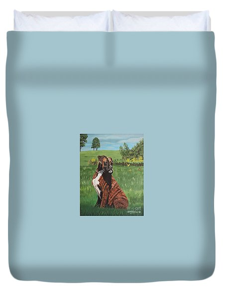 Duke Duvet Cover