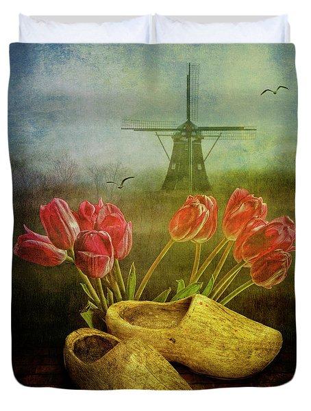 Dutch Heritage Duvet Cover