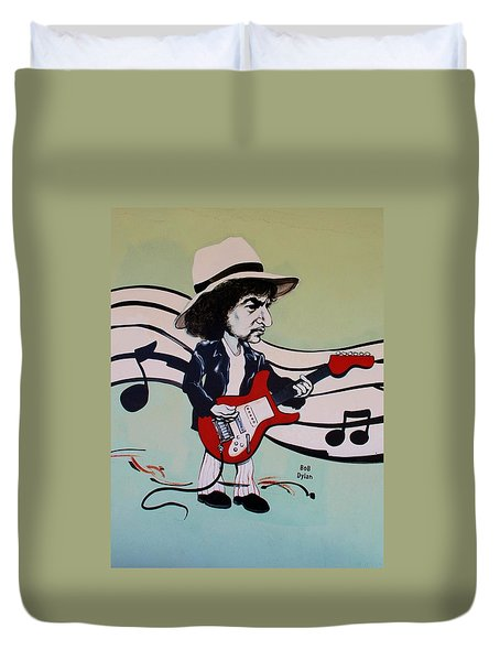 Dylan Duvet Cover by Rob Hans