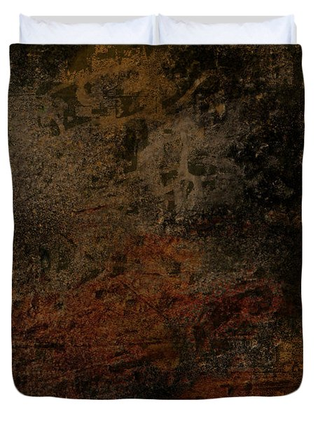 Earth Texture 2 Duvet Cover