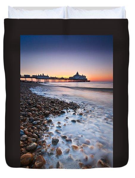 Eastbourne Sunrise Duvet Cover