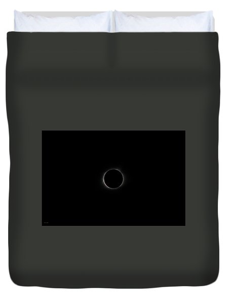 Eclipse 2017 Duvet Cover