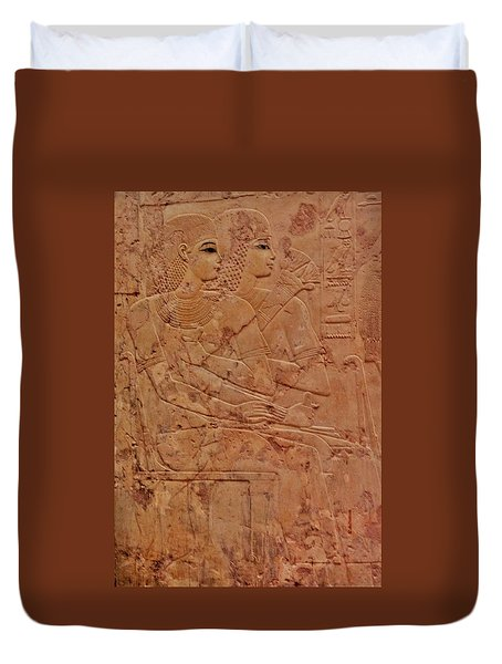 Egypt Duvet Cover